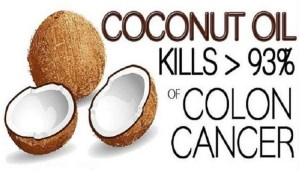 Amazing discovery by Scientist! discover coconut oil kill 93 percent of colon cancer cells in 2 days