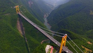 Here's is the list of top 10 most scariest bridges in the world!
