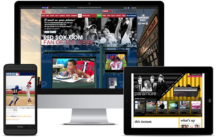 netomat Mobile Social Responsive - Responsive Media