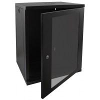 15u 550mm Deep Wall Mounted Data Cabinet | 550mm Deep Wall ...
