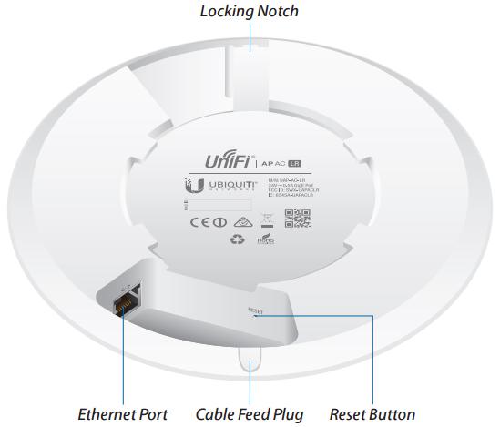 Ubiquiti UniFi Access Point AC Long Range NetWifiWorks