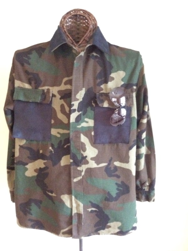 CAMO FOR THE METRO MAN
