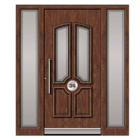 Aluminium Front Doors in Beautiful Modern Designs | Neuffer