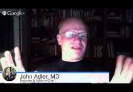 Interview with John Adler MD, Stanford Neurosurgeon who Invented Cyberknife, now Cureus.com