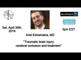 """Live Hangout, on """"Cerebral Contusions and the Treatment"""", by Ariel Estamiana MD, Neurosurgeon from Argentina"""