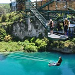 Giant Swing in Taupo