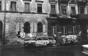 Bronxx-Mobil-Alaunstraße frühe 90er