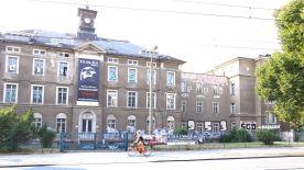 Ehemalige Arbeitsanstalt an der Königsbrücker Straße Foto: Youssef Safwan
