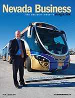 Nevada Business Magazine October 2010 Issue