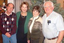 Jim, Caroline, Virginia and Tom Bath Bath Lumber Company