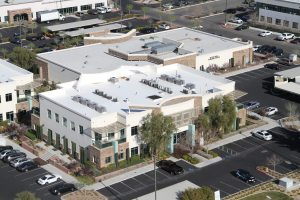 Colliers International – Las Vegas announced the finalization of a sale of a 42,663-square-foot office property in Henderson.