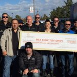 PT's Entertainment Group Donates $35,000 to KLUC's Toy Drive