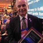 Nevada REALTOR Marvin Rubin Earns NAR Award for Meritorious Service