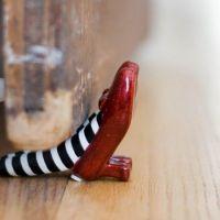 Ruby Slippers Doorstop