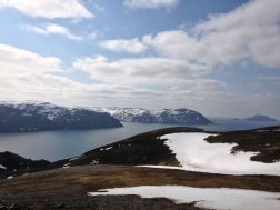 Rückfahrt Nordkapp