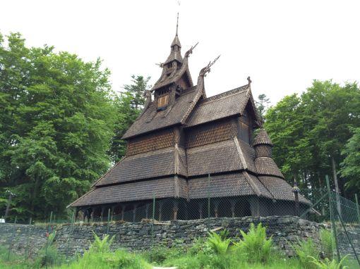 Stabkirche Fantoft