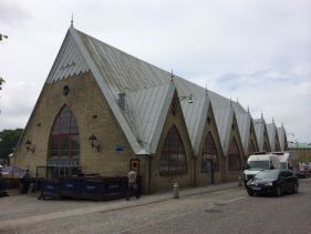 Fischkirche Göteborg