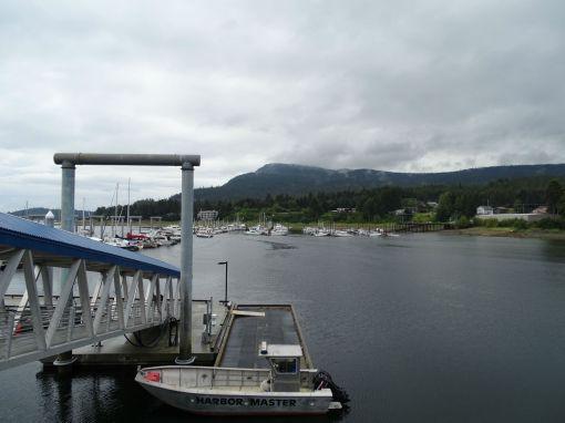 Hafen Auke Bay