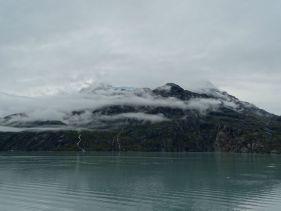 Mount Cooper im Nebel