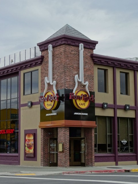Hard Rock Café Anchorage