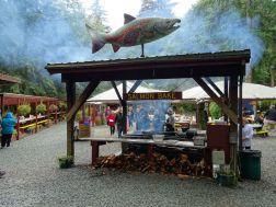 Gold Creek Salmon Bake