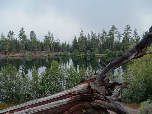 Manzanita Lake - Lassen Volcanic National Park
