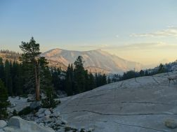 Olmsted Point - Tioga Road