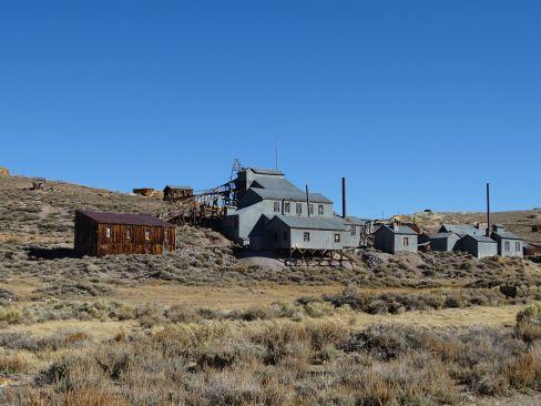 Ghosttown Bodie - Mine
