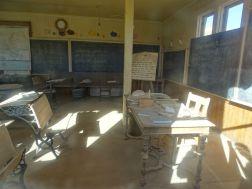 Ghosttown Bodie - Schule