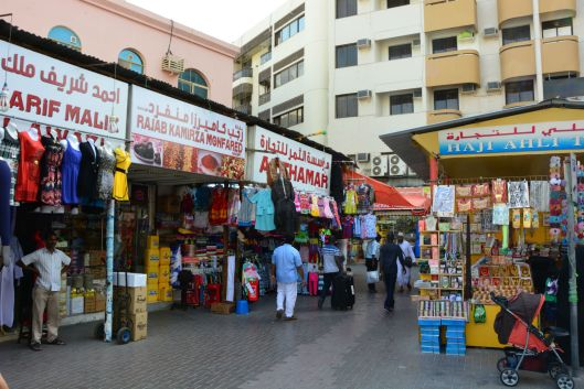 Markt in Deira