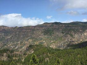 Aufstieg Roque Nublo