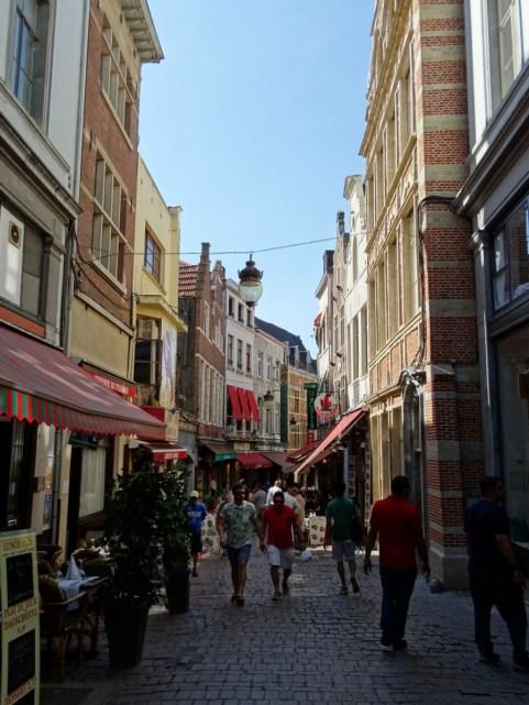 Brüsseler Altstadt