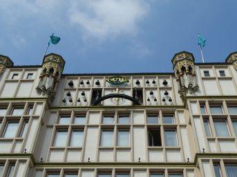 Glockenspiel 4711-Haus, Köln