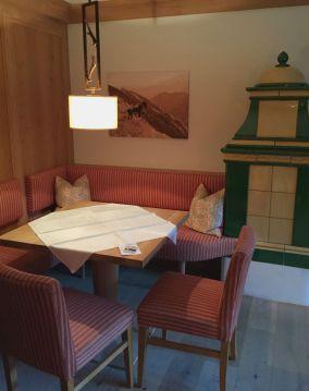 Wohnbereich Suite Lumberg