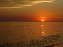 Sonnenuntergang auf Sanibel Island