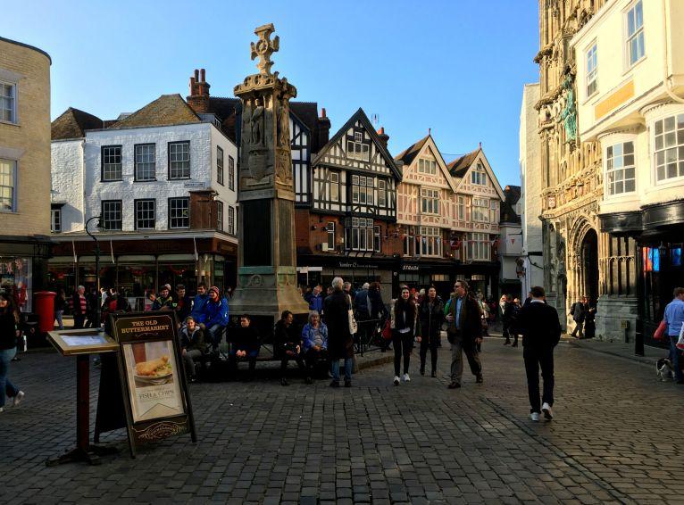 Butter Market, Canterbury