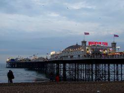 Seebad Brighton, Südengland