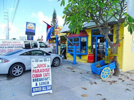 Juice Paradise Cuban Café