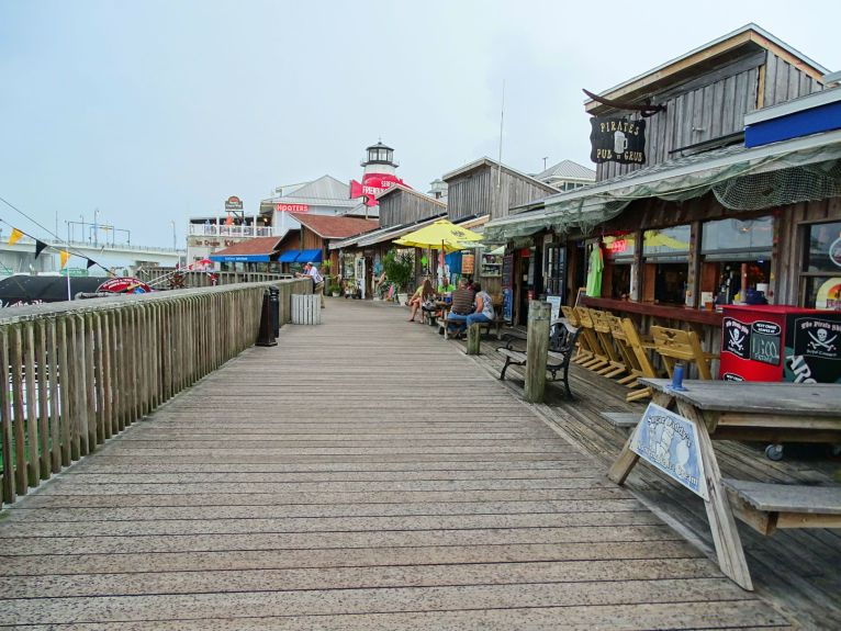 John´s Pass Boardwalk