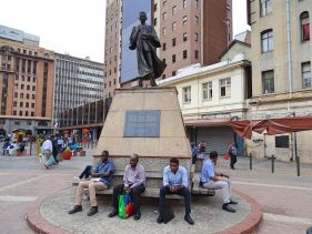 Gandhi Square, Johannesburg