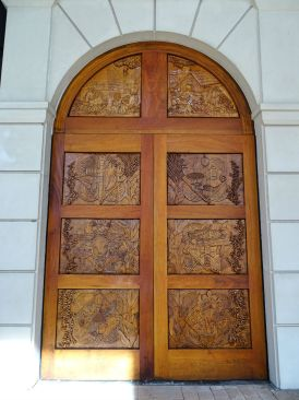 Ceremonial Door