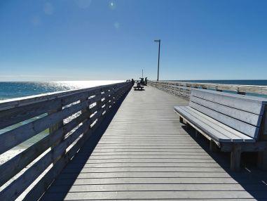Pier, St. Andrews State Park