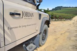 Wein-Safari auf dem Jordan Wine Estate