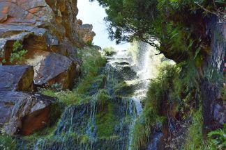 Algeria Middelberg Wasserfall