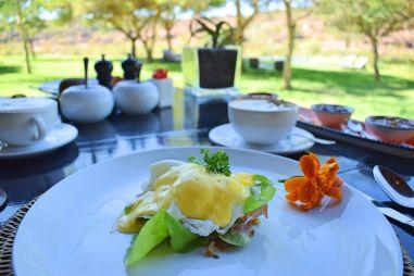 Frühstück, Bushmans Kloof Wilderness Reserve