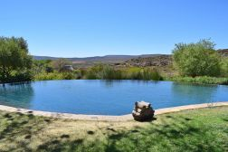 Pool, Bushmans Kloof Wilderness Reserve