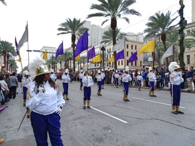 Festumzug in New Orleans