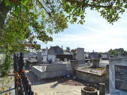 Friedhof in New Orleans