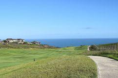 Golfplatz mit Traumlage