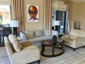 Gemäldeausstellung im Conrad Pezula Resort & Spa